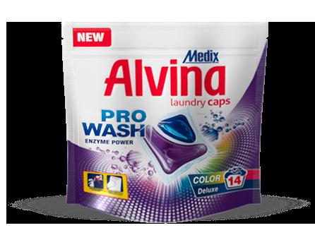 MEDIX ALVINA Laundry Caps Color Deluxe - перилни капсули