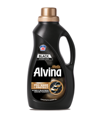 ALVINA BLACK Intense Dark